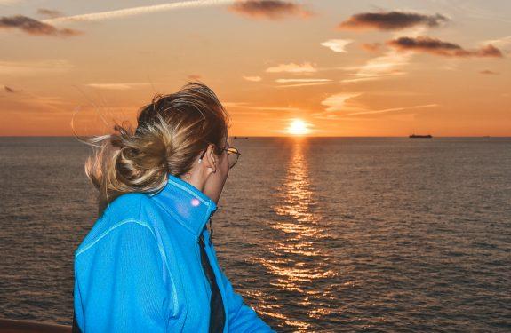Das Leben auf einem Kreuzfahrtschiff AIDA