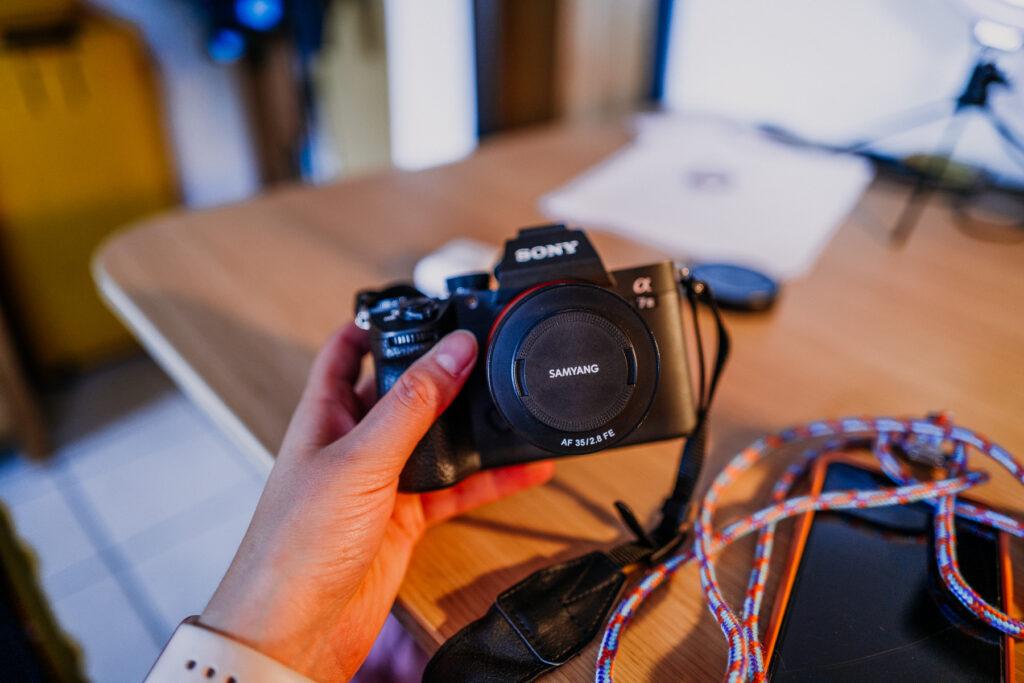 Hochzeitsfoto Equipment - mischamars Hochzeitsfotograf